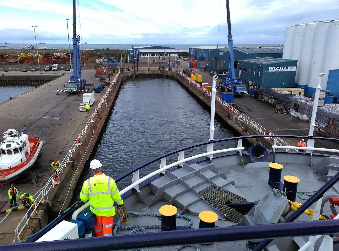 Aberdeen Drydock