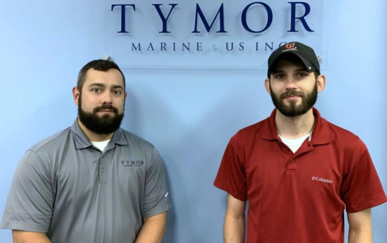 Tymor Marine USA office new drafting engineer