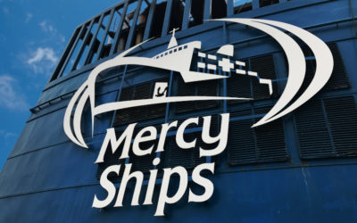 Tymor supports Mercy Ships in Las Palmas