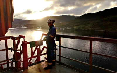 Deadweight audit in the Norwegian fjords