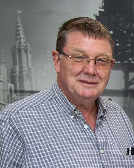Prof. Colin MacFarlane