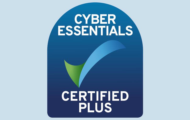 Cyber Essentials Plus Certified Logo
