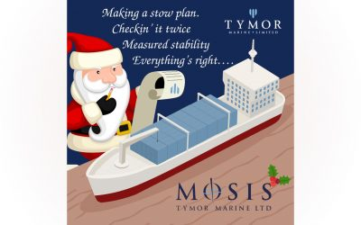Christmas wishes from Tymor