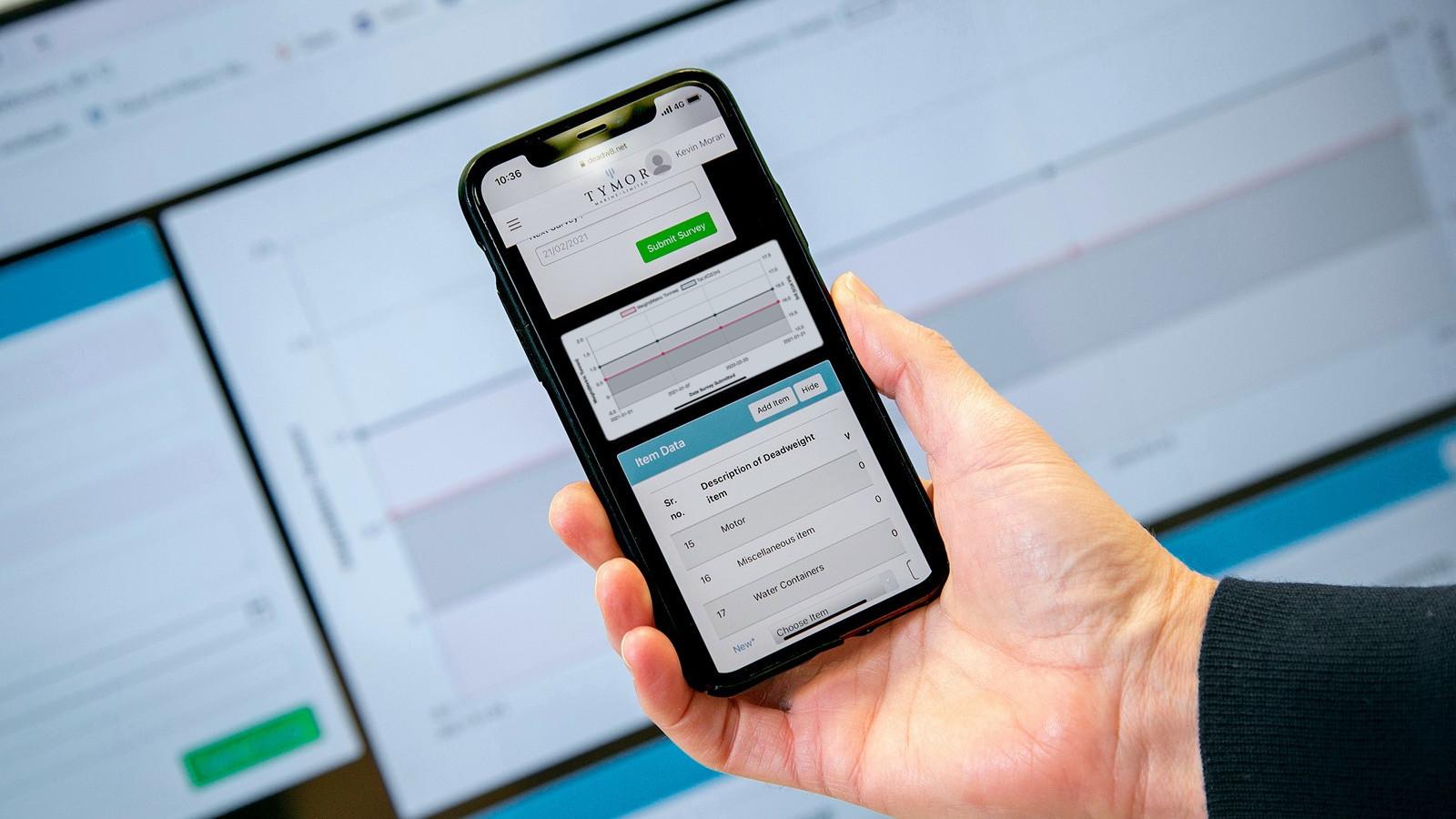 DeadW8.net phone app